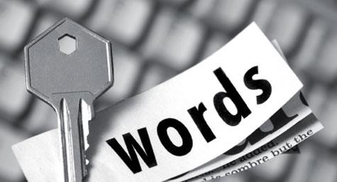 کار کلمات کلیدی در وبلاگ