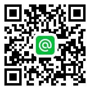 کد QR دنبال کردن بلاگینگ در Line