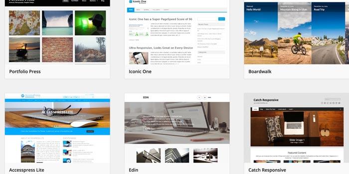وبلاگ را می توانم به یک سایت کامل تبدیل کنم