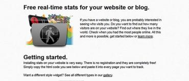 آمار بازدیدهای همزمان با آمارگیر amung.us