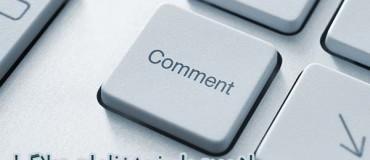 اهمیت پاسخ دادن به نظرات وبلاگ